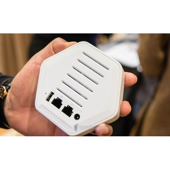 Internet Router with Parental Control from Luma